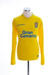 2017-18 Las Palmas Home Shirt *BNIB* M