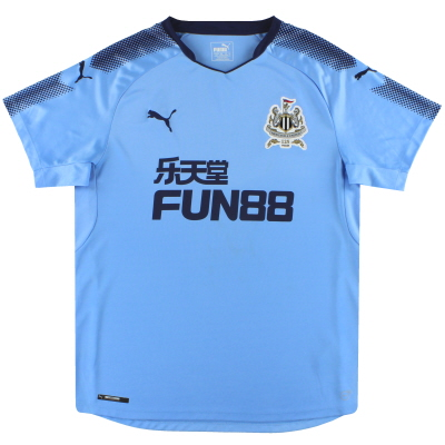 2017-18 Newcastle Puma Away Shirt *Mint* L