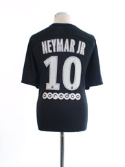 2017-18 PSG Third Shirt Neymar Jr #10 *As New* XL