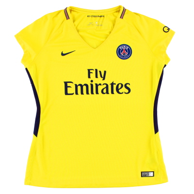 2017-18 Paris Saint-Germain Women's Away Shirt *Mint* L