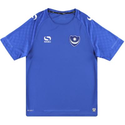 2017-18 Portsmouth Sondico Training Shirt M