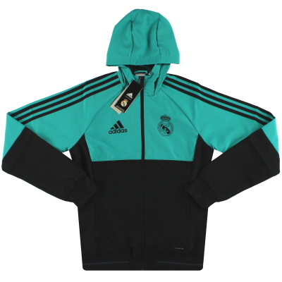 2017-18 Real Madrid Pre Match Jacket *BNIB* XS