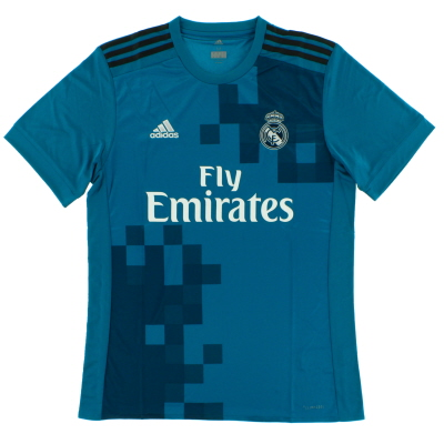 2017-18 Real Madrid Third Shirt *BNIB*