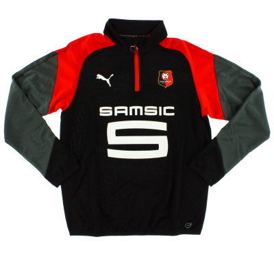 2017-18 Rennes Puma 1/2 Zip Training Top *BNIB*