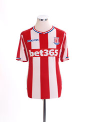 2017-18 Stoke City Home Shirt *BNIB*