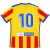 2017-18 Valencia Away Shirt #10 *Mint* M