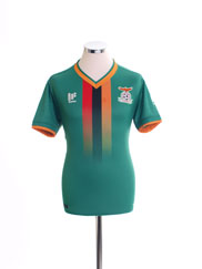 2017-18 Zambia Home Shirt *BNIB*