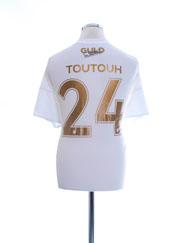2017 FC Copenhagen Home Shirt Toutouh #24 XL