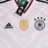 2017 Germany Confederations Cup Home Shirt *BNIB* S