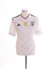 2017 Germany Confederations Cup Home Shirt S