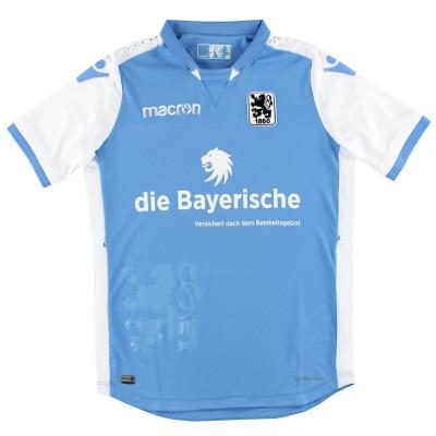 2018-19 1860 Munich Macron Home Shirt XS