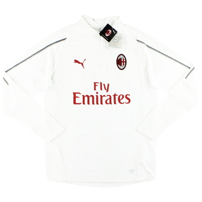 2018-19 AC Milan Puma 1/2 Zip Training Top *BNIB*