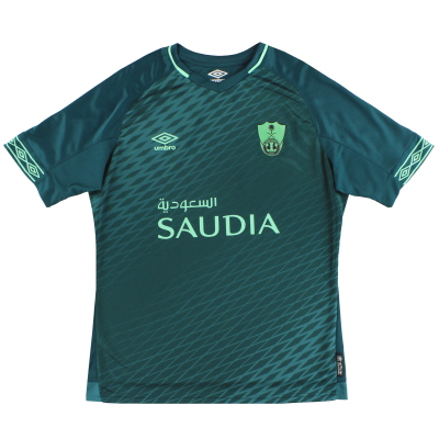 2018-19 Al-Ahli Saudi Umbro Third Shirt *As New*