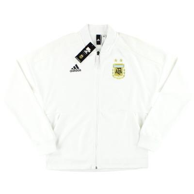 2018-19 Argentina adidas ZNE Knit Jacket *w/tags*