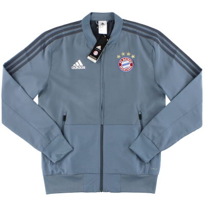 2018-19 Bayern Munich adidas Presentation Jacket *w/tags* S