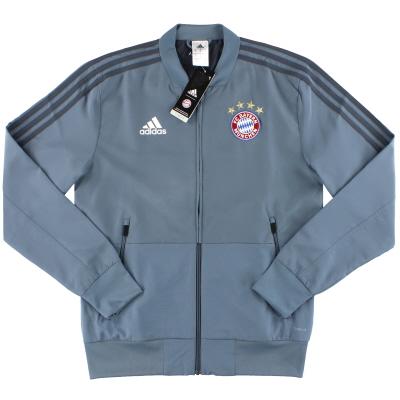 2018-19 Bayern Munich adidas Presentation Jacket *w/tags* S
