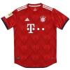 2018-19 Bayern Munich Player Issue Home Shirt Lewandowski #9 L