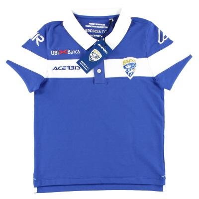 2018-19 Brescia Acerbis Polo Shirt *BNIB* 3XS