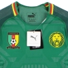 2018-19 Cameroon EvoKnit Player Issue Home Shirt *w/tags* M