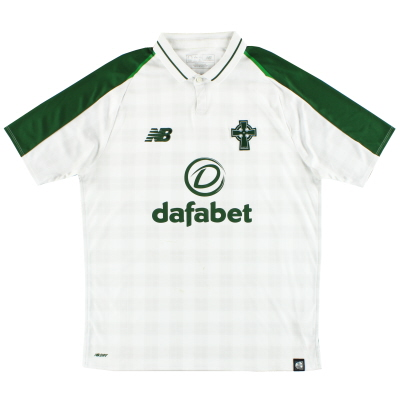 2018-19 Celtic New Balance Away Shirt S