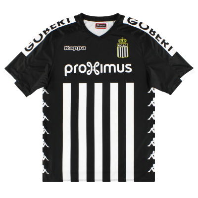 2018-19 Charleroi Kappa Home Shirt *As New* M