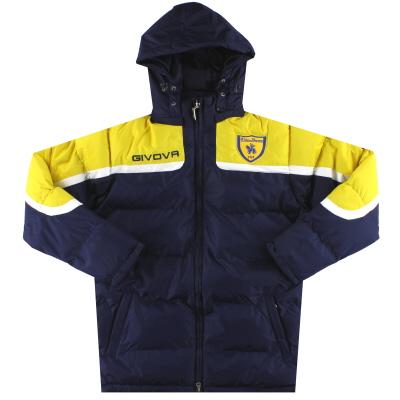 2018-19 Chievo Verona Givova Bench Coat *BNIB* XS