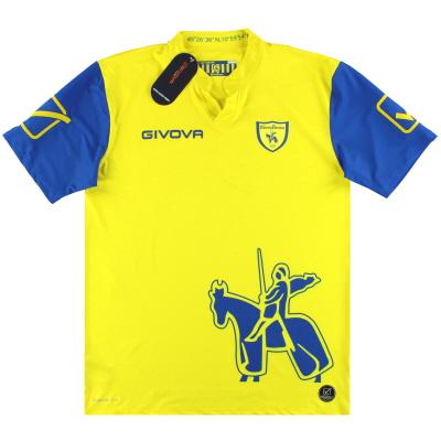 2018-19 Chievo Verona Givova Home Shirt *BNIB*