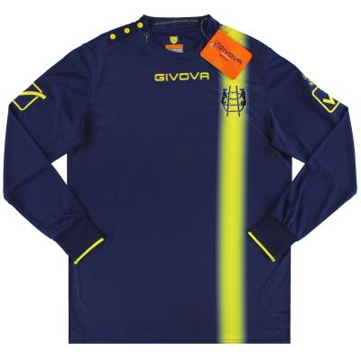 2018-19 Chievo Verona Givova Third Shirt *w/tags* L/S M