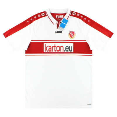 2018-19 Energie Cottbus Jako Home Shirt *w/tags* XL