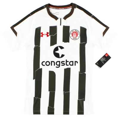 2018-19 FC St. Pauli Away Shirt *w/tags*