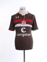 2018-19 FC St. Pauli Home Shirt *w/tags* XXL
