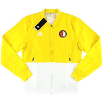 2018-19 Feyenoord adidas Presentation Jacket  *BNIB*