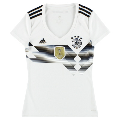 2018-19 Germany adidas Home Shirt Women's S