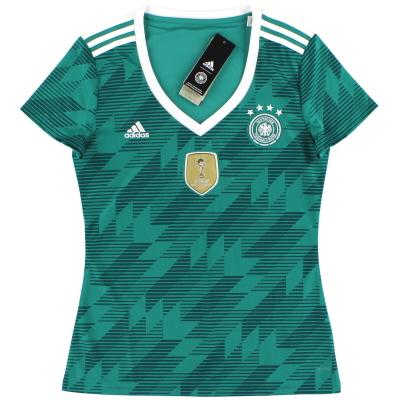 2018-19 Germany adidas Women's Away Shirt *w/tags*