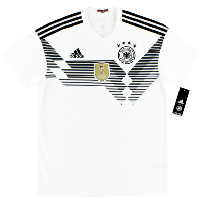 2018-19 Germany Home Shirt *BNWT*
