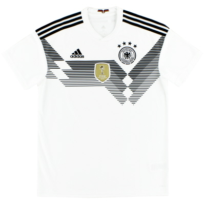 2018-19 Germany adidas Home Shirt XS