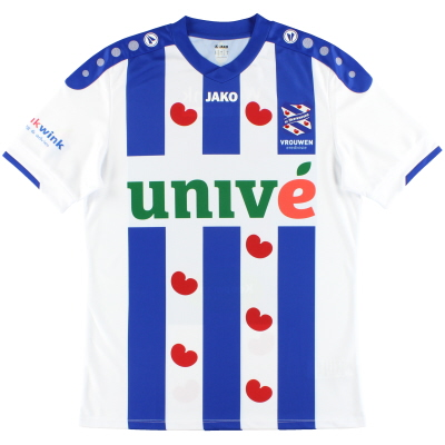 2018-19 Heerenveen Jako Women's Home Shirt *As New* S