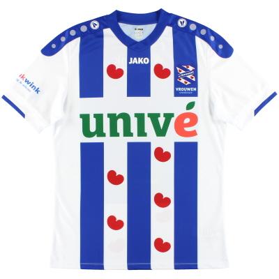 2018-19 Heerenveen Jako Women's Home Shirt *As New* XS