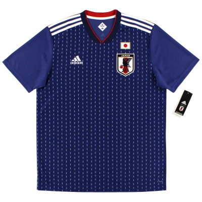 2018-19 Japan Home Shirt *BNIB* M