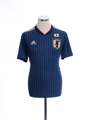 2018-19 Japan Home Shirt *Mint*