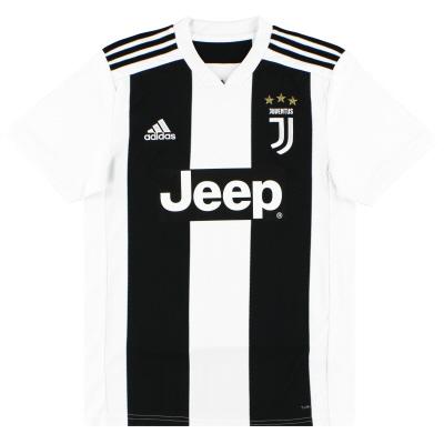 2018-19 Juventus adidas Home Shirt
