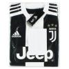 2018-19 Juventus adidas Home Shirt  *BNIB* M.Boys