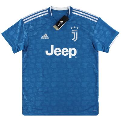 2018-19 Juventus adidas Third Shirt *w/tags*