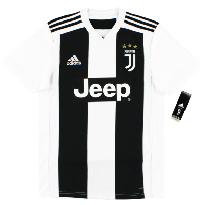 2018-19 Juventus Home Shirt *BNIB* S