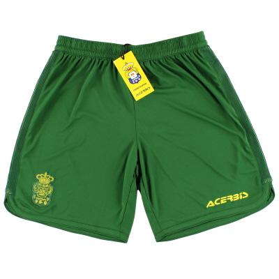 2018-19 Las Palmas Acerbis Away Shorts *BNIB*