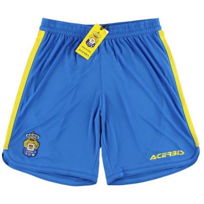 2018-19 Las Palmas Acerbis Home Shorts *BNIB*