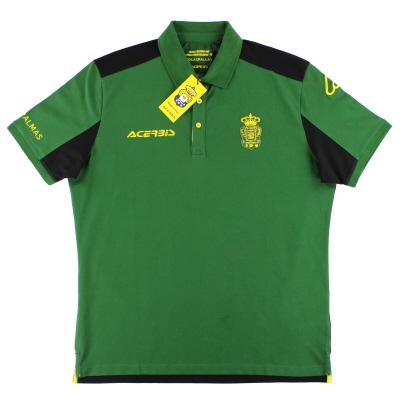 2018-19 Las Palmas Acerbis Polo Shirt *BNIB* XXL