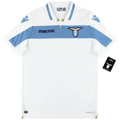 2018-19 Lazio Macron Away Shirt *w/tags*