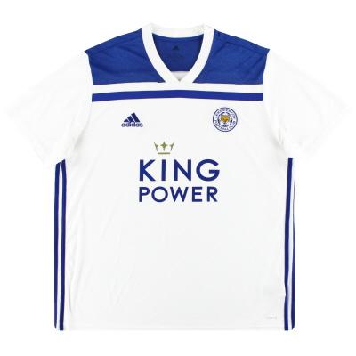 2018-19 Leicester City adidas Third Shirt *Mint* XL