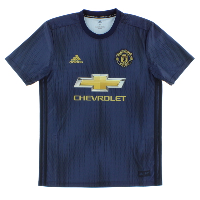 2018-19 Manchester United Third Shirt *As New* S